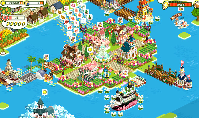 CyberAgent Launches Animal Land On Facebook [Social Games ...