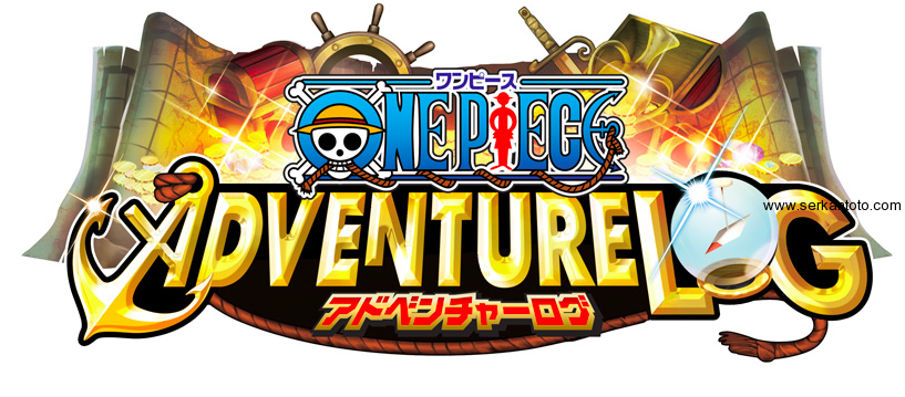 one piece adventure log gree logo