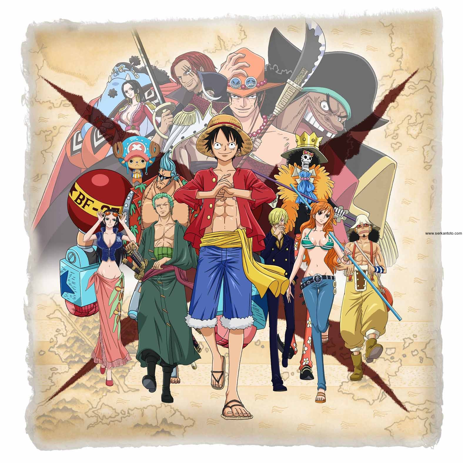 one piece adventure log gree