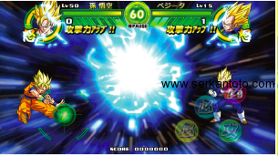 Dragon Ball Tap Battle  2