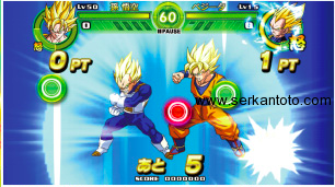 Dragon Ball Tap Battle  4