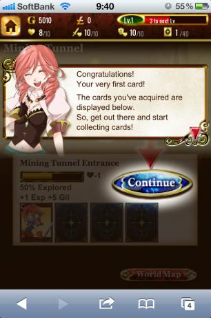 "gloops Starts English Version Of ""Legend Cards"" On Facebook"