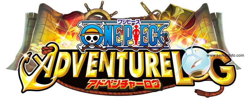 one piece adventure log gree logo