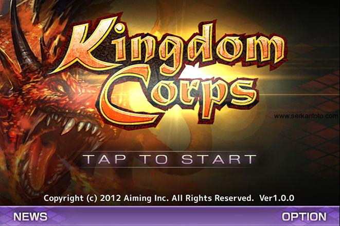 kingdom corps 1