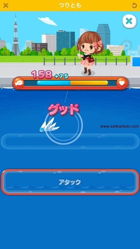 line play tsuri tomo-2