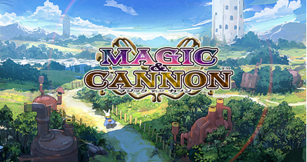 magic & cannon mobage dena